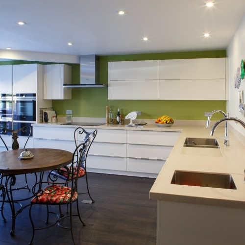 Gentil Garage Kitchen Conversion