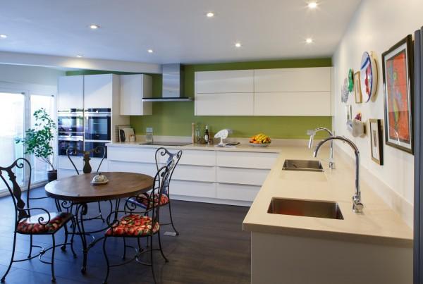 Lovely Garage Kitchen Conversion Part 2