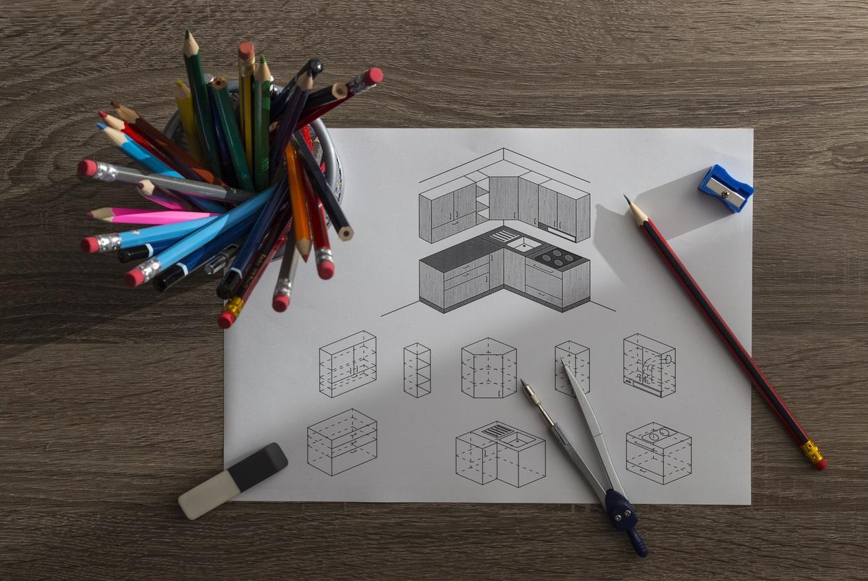 How to brief a kitchen designer mihaus for Kitchen design brief example